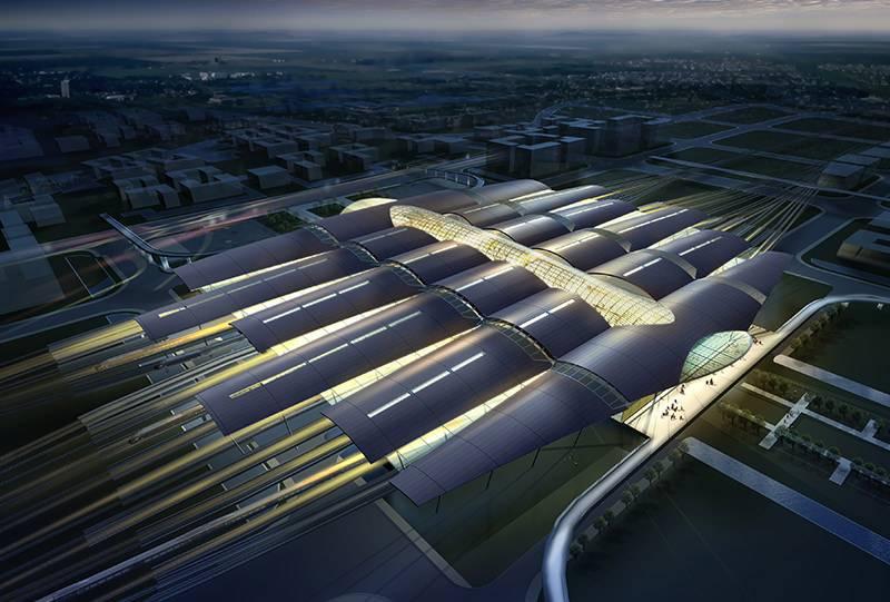 نور و روشنایی در معماری مدرن