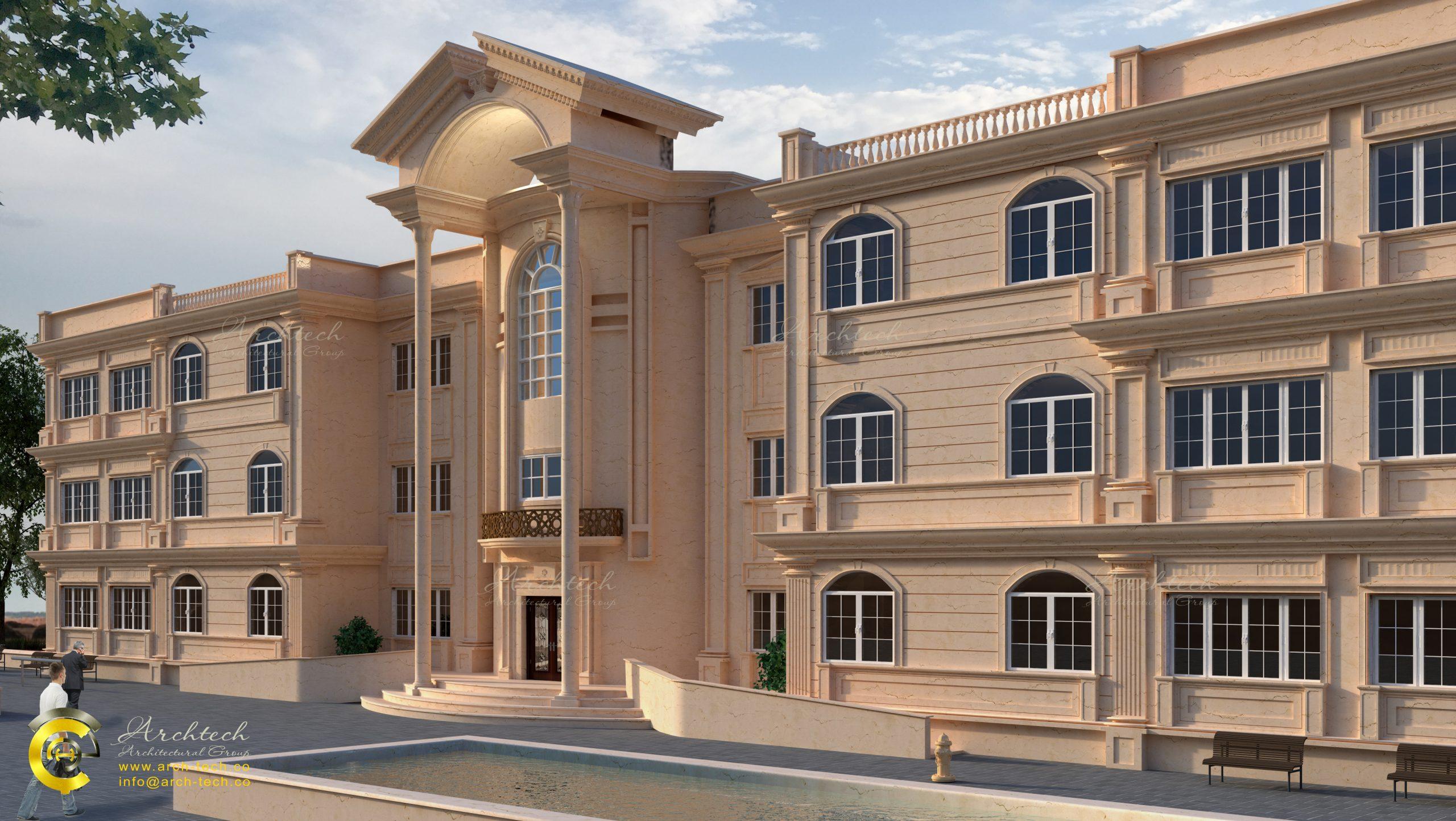 شهرداری گلسار-گروه معماری آرک تک