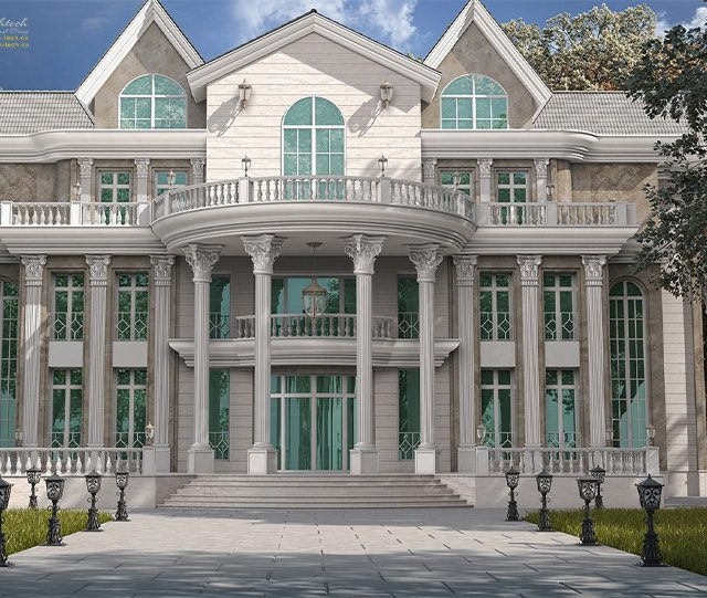 سبک معماری کلاسیک