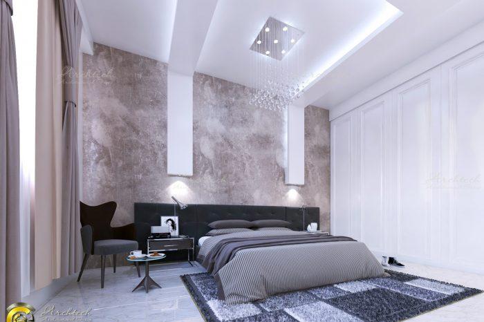 اتاق دنج برای کار و استراحت-گروه معماری آرک تک
