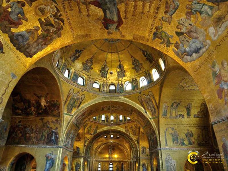 سبک معماری روم شرقی