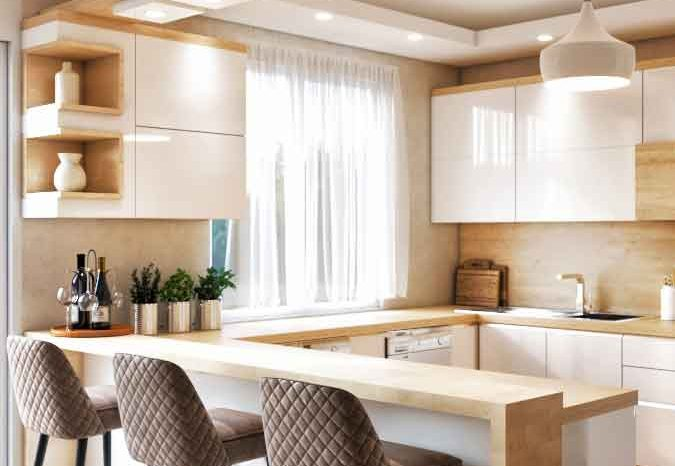 طراحي آشپزخانه مدرن