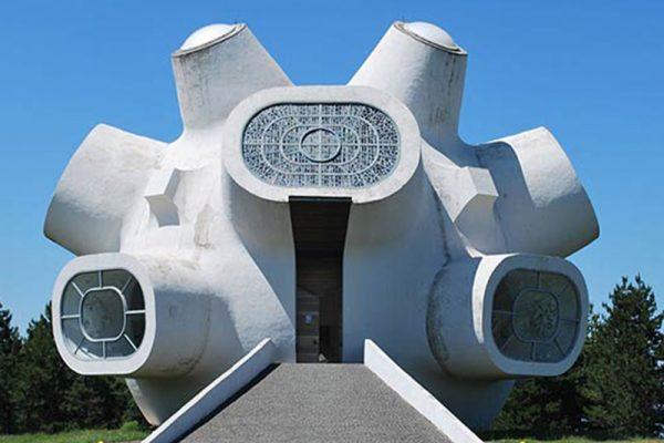 سازه تاریخی ایلیندن، کروشفو جمهوری مقدونیه
