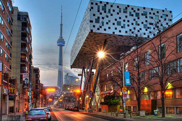 مرکز طراحی شارپ، کانادا