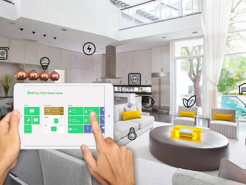 طراحي خانه هوشمند