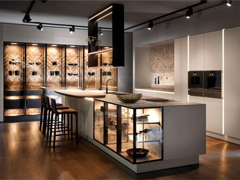 دکوراسیون داخلی مدرن آشپزخانه