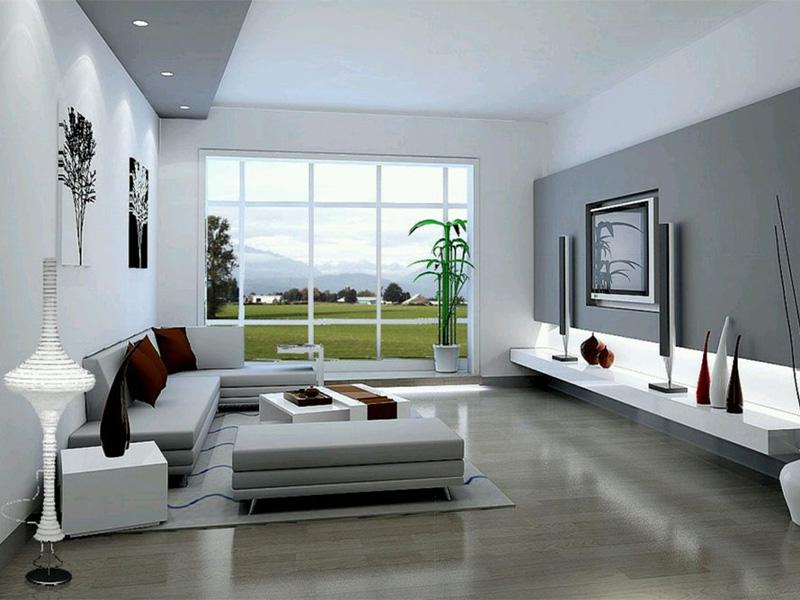 چیدمان منزل به سبک مدرن